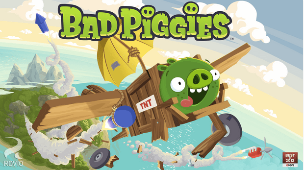 Bad Piggies APK 2