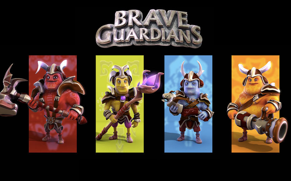 Brave Guardians APK 2