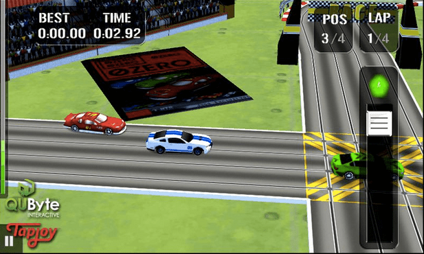 HTR High Tech Racing APK 3