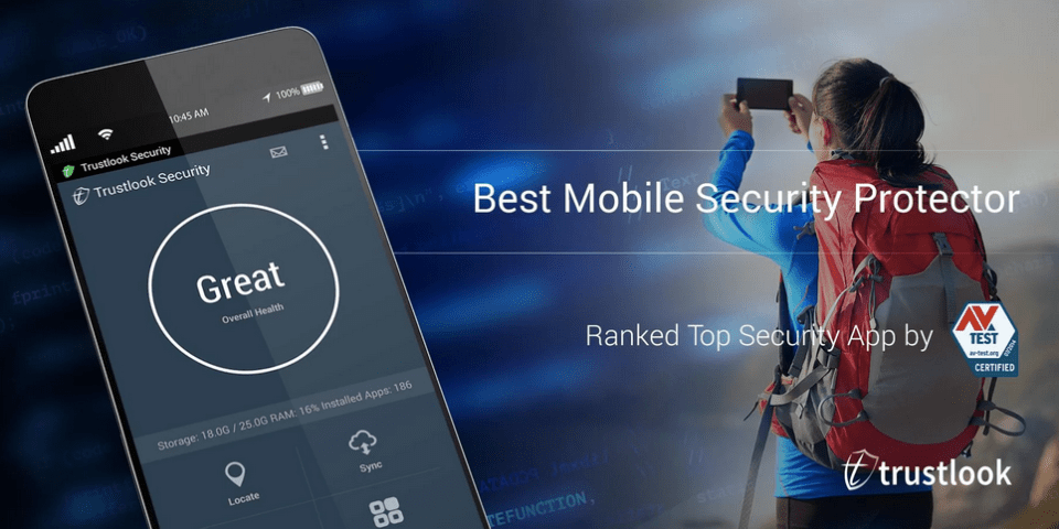 Mobile Security & Antivirus APK 2
