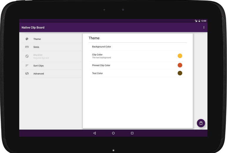 Native Clipboard APK 2