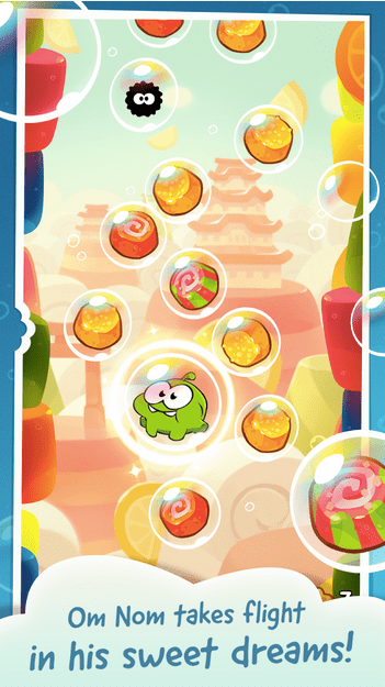 On Nom Bubbles APK 2