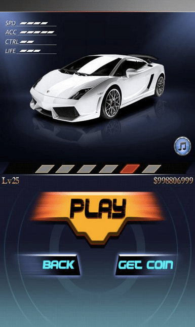 Speed Night APK 4