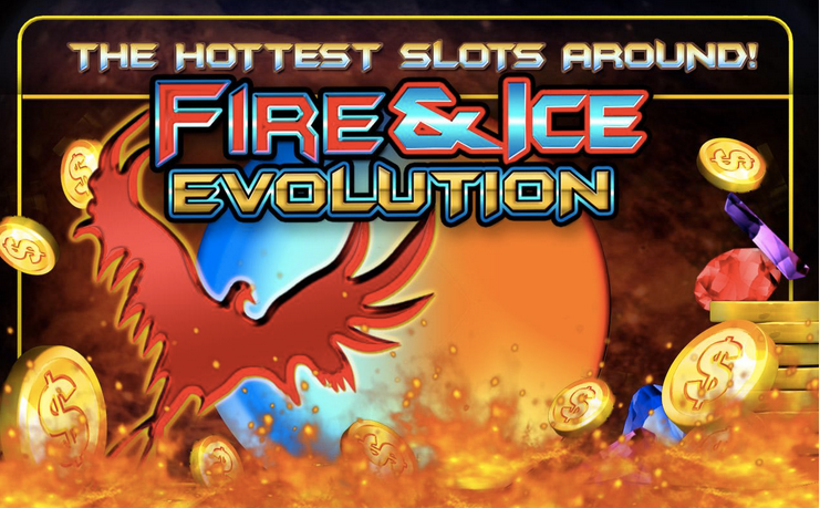 Fire and Ice Slots APK 2