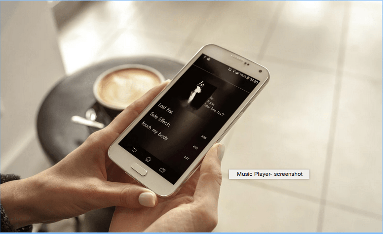 Music Player APK 4