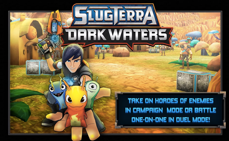 Slugterra Dark Waters APK 3