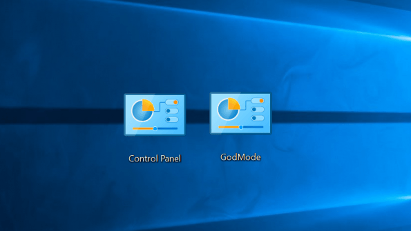 Windows 10 God Mode