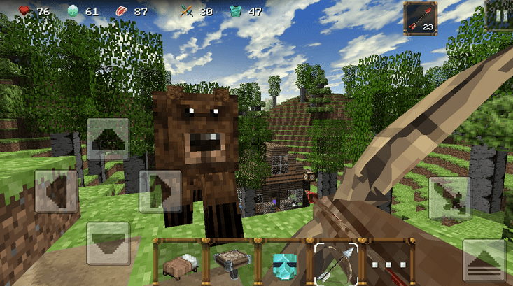 MiniCraft HD APK 3