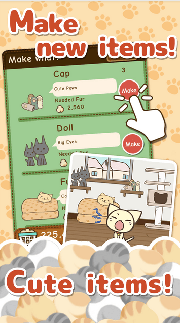 NekoNoke Cat Collector APK 4
