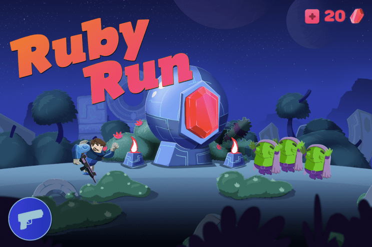 Ruby Run APK 2