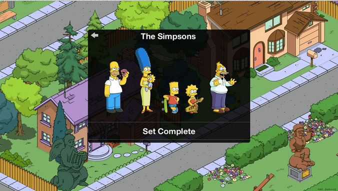 The Simpsons Tapped Out APK 3