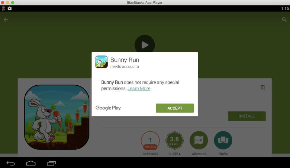Bunny Run for PC 6