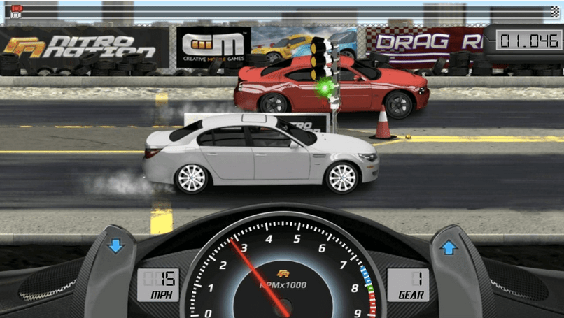Drag Racing APK 3