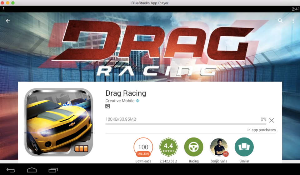 Drag Racing for PC 6