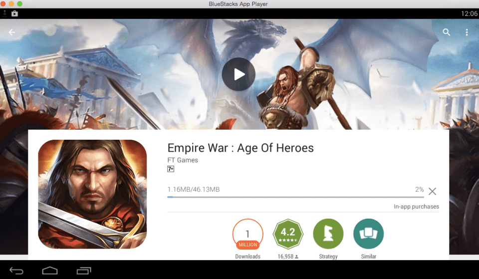 Empire War for PC 5