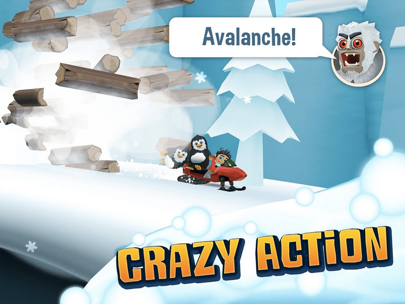 Ski Safari 2 APK 3