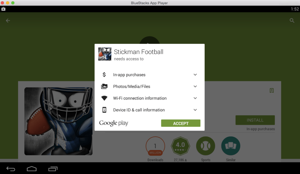 Stickman Football for PC 5