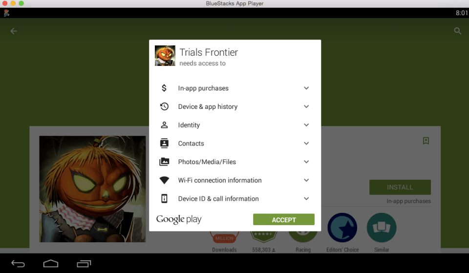 Trials Frontier for PC 6