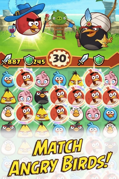 Angry Birds Fight APK 3