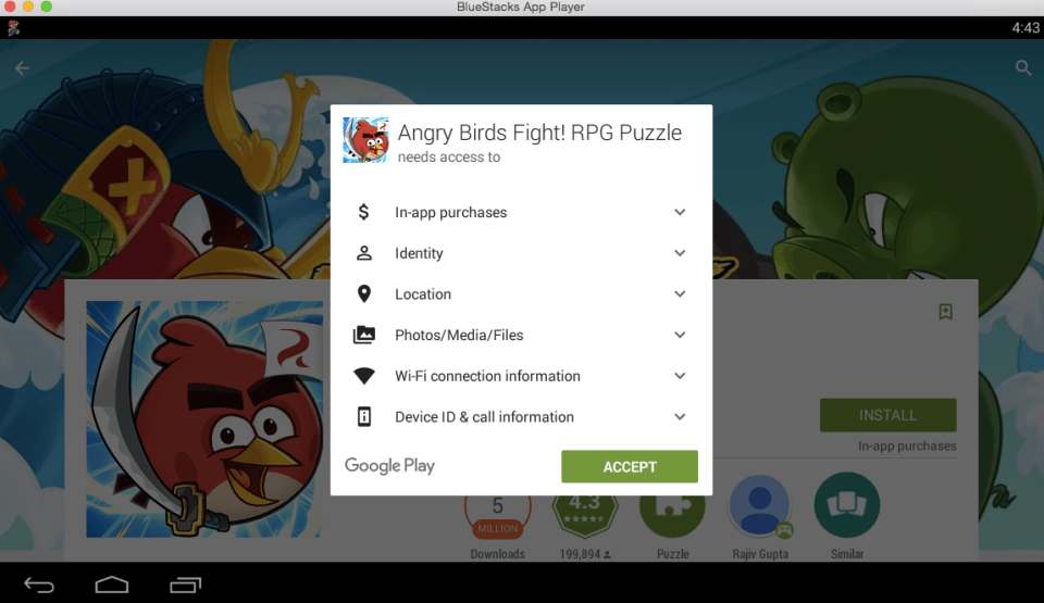 Angry Birds Fight for PC 6