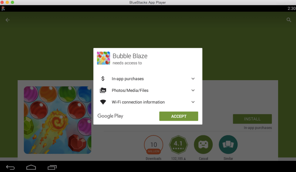 Bubble Blaze for PC 6