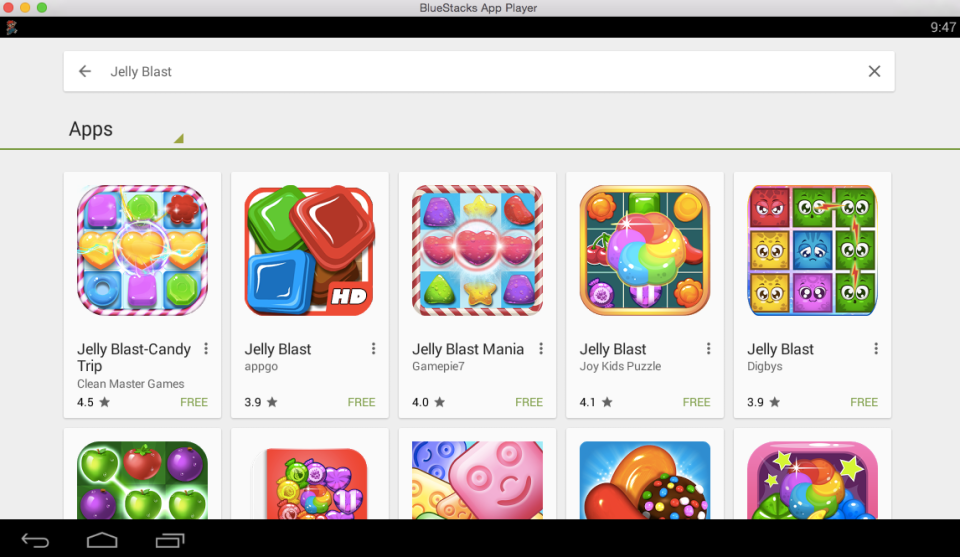 Jelly Blast for PC 5