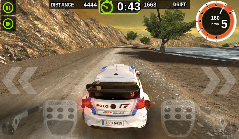 Rally Racer Dirt APK 3
