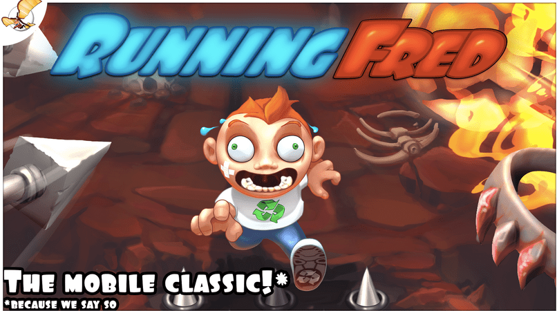 Running Fred APK 2