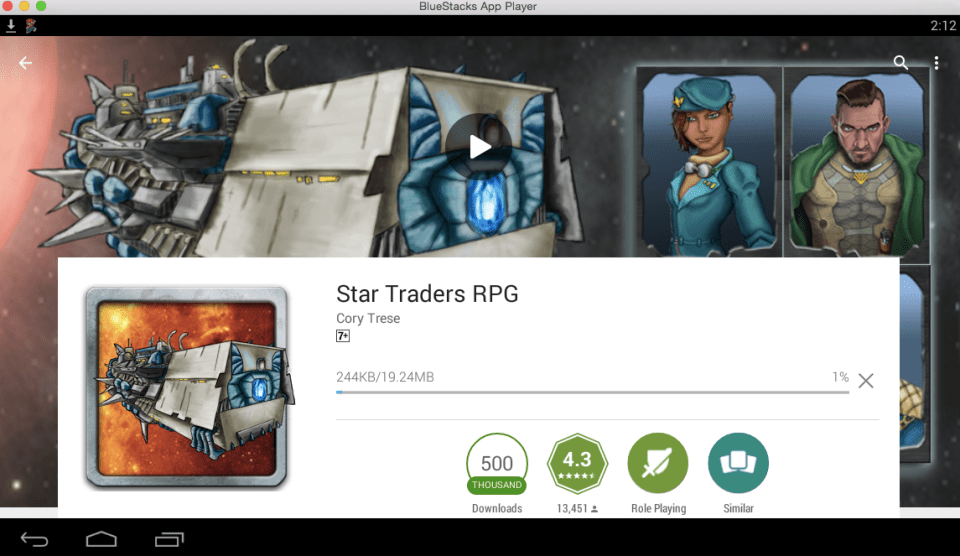 Star Traders RPG for PC 7