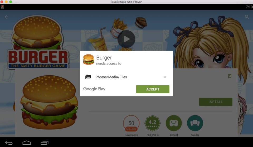 Burger for PC 6