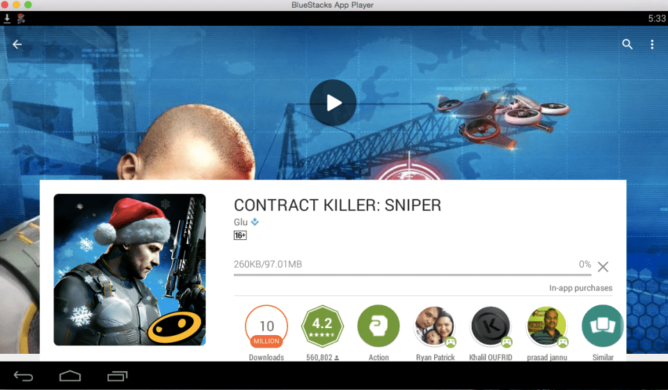 Contract Killer Sniper for PC 7
