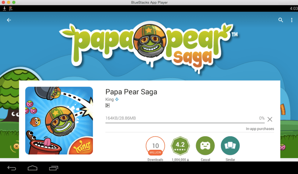 Papa Pear Saga for PC 7