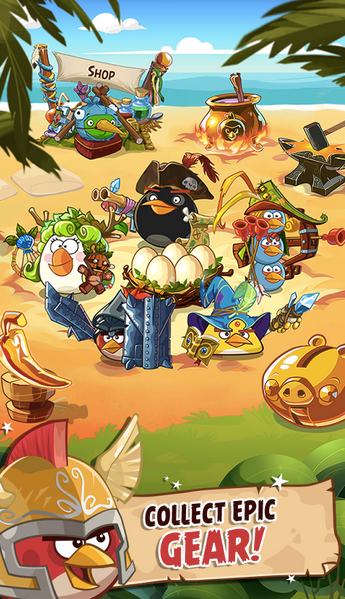 Angry Birds Epic APK 2