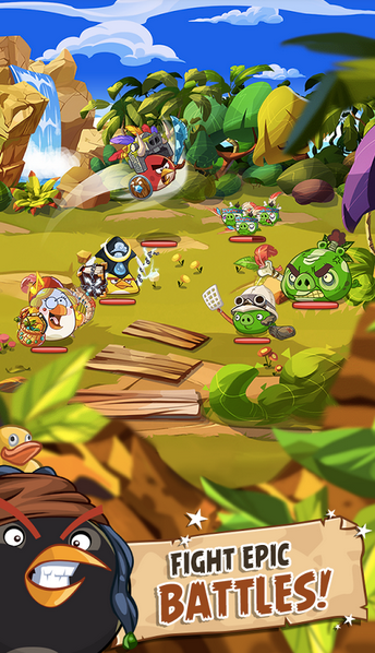 Angry Birds Epic APK 3