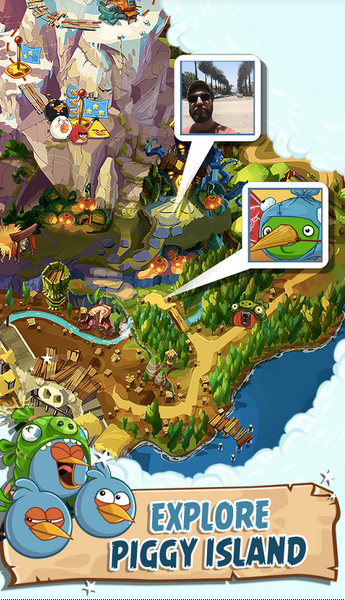 Angry Birds Epic APK 4