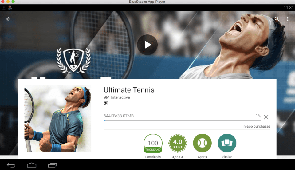 Ultimate Tennis for PC 7
