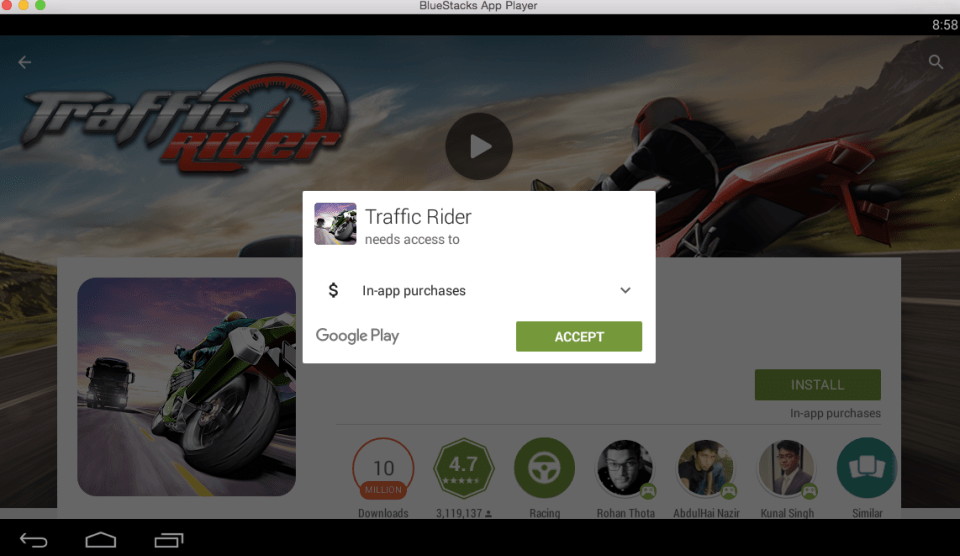 Traffic Rider for PC 6