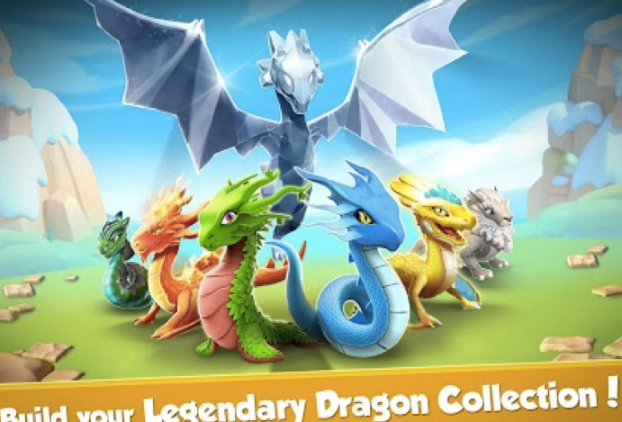 Dragon Mania Legends APK 2