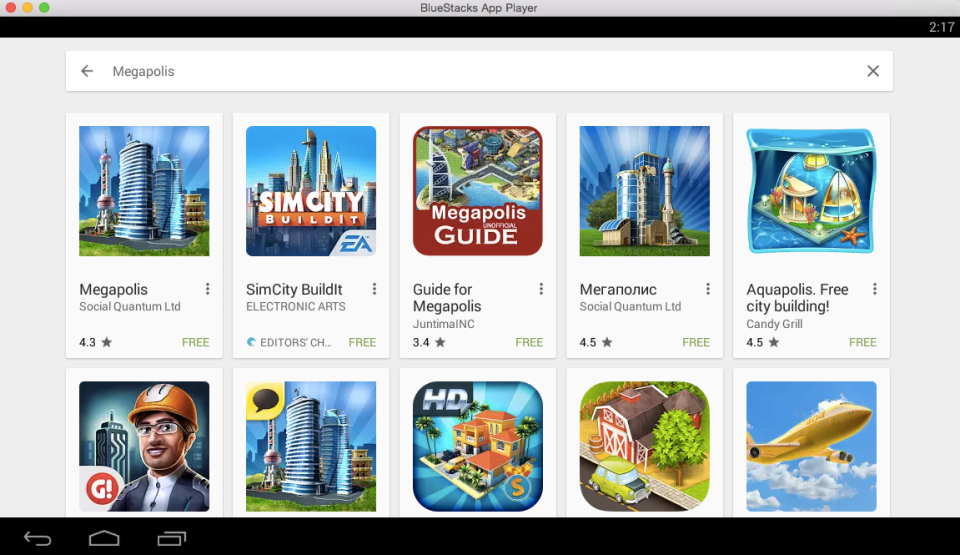 Megapolis for PC 5