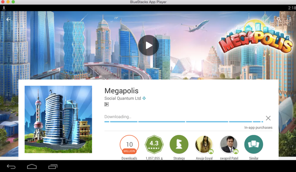 Megapolis for PC 7