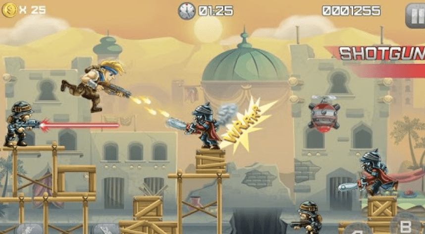 Metal Soldiers APK 2