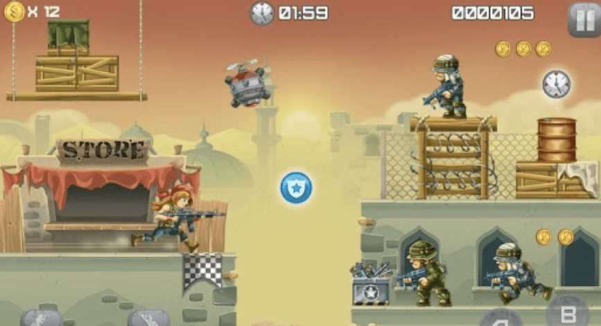 Metal Soldiers APK 4