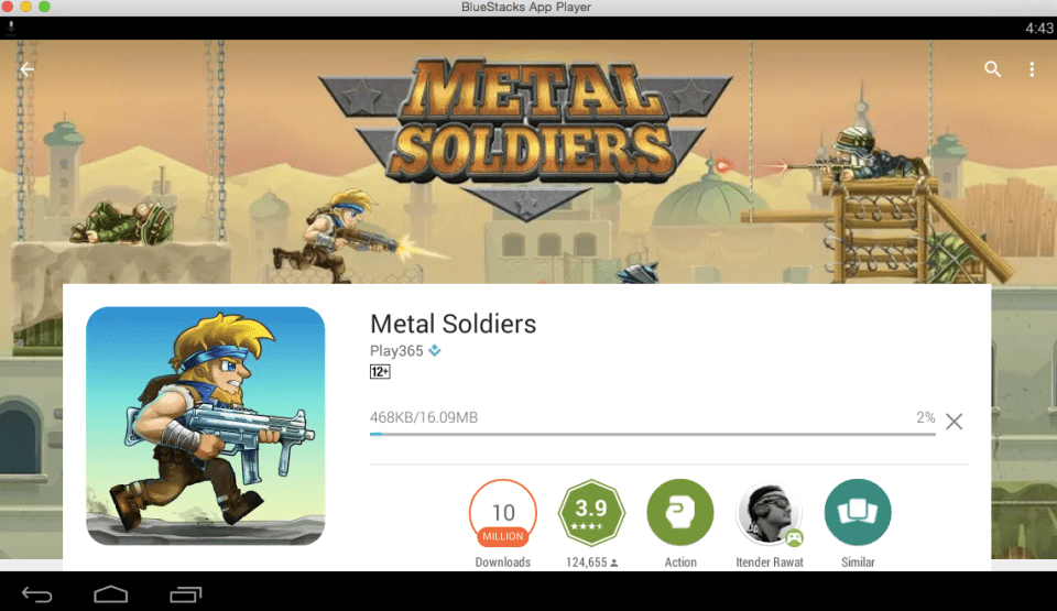 Metal Soldiers for PC 7
