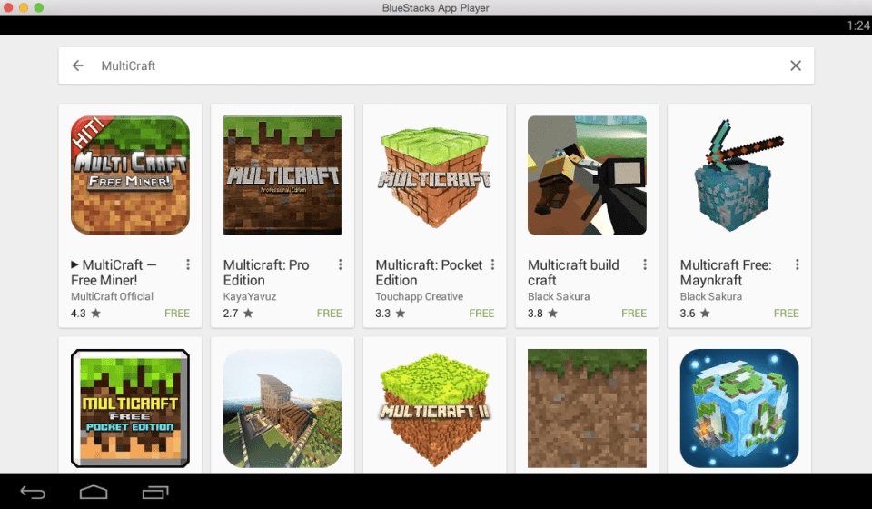MultiCraft for PC 5