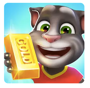 Talking Tom Gold Run for PC 1