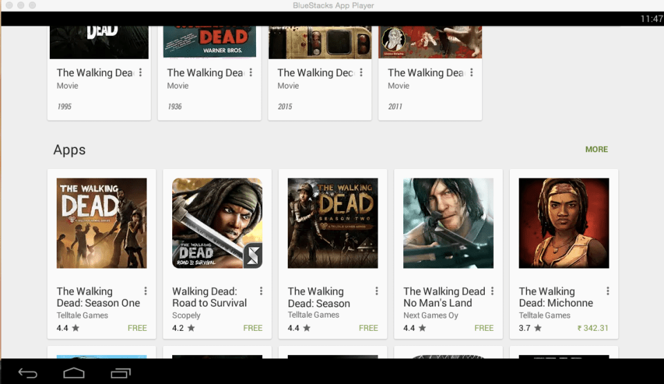 The Walking Dead for PC 5