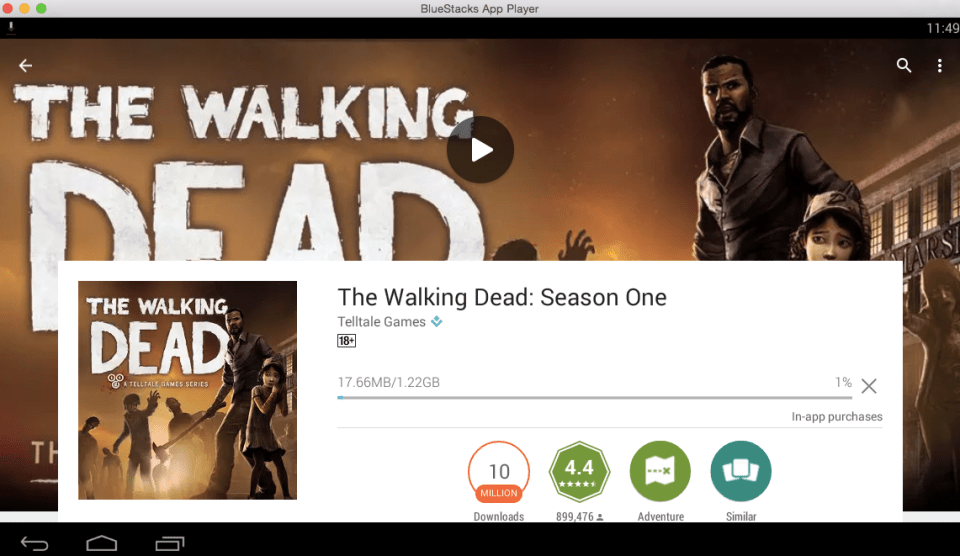 The Walking Dead for PC 7