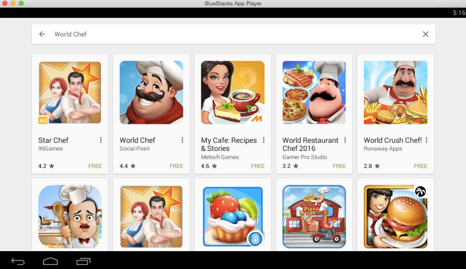 World Chef for PC 5