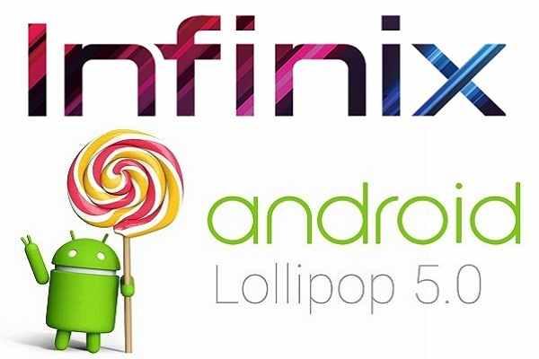 Infinix Android Lollipop