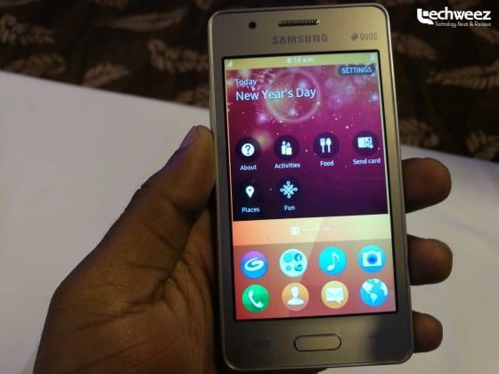 Samsung Z2 SM Z200F Tizen Smart Phone